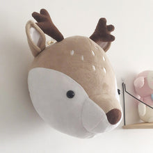 Load image into Gallery viewer, Nordic wall plush toys