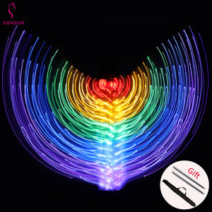 Led Colorful Wings