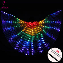 Load image into Gallery viewer, Led Colorful Wings