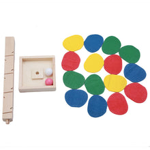 Load image into Gallery viewer, Montessori Educational Toy Blocks Wooden Tree Marble Ball Run Track Game Baby Kids Intelligence Early Juguetes Educativos