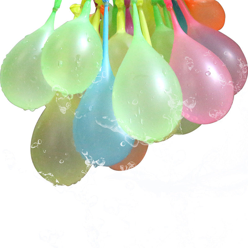 Water bombs balloons