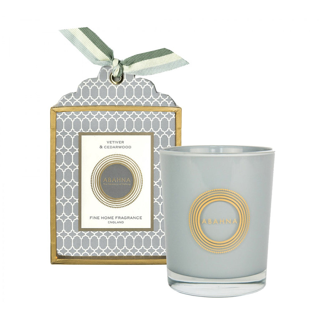 Candle - Vetiver & Cedarwood