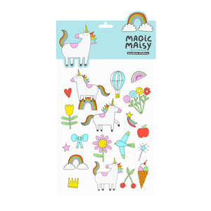 Magic Maisy Window Stickers
