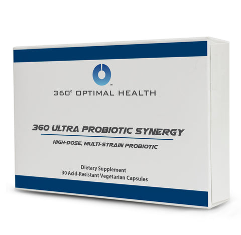 360 Ultra Probiotic Synergy - Capsules