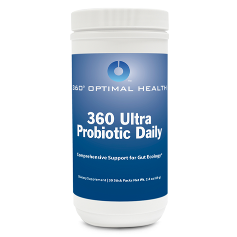 360 Ultra Probiotic Daily - Powder packets