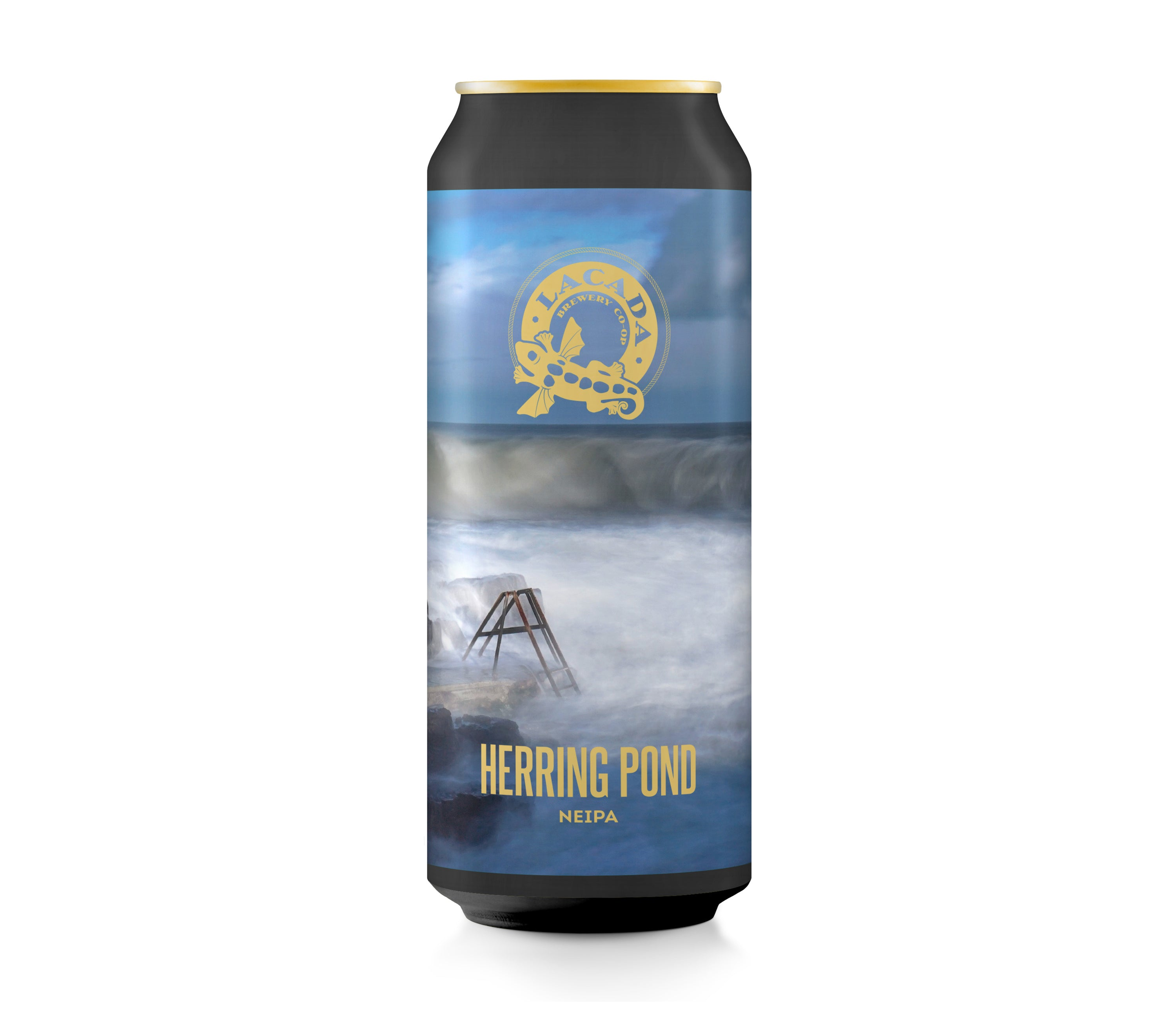 Lacada - Herring Pond - NEIPA (12 Cans)