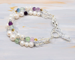 Soul Colors Double Bracelet