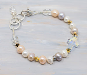 Faith in My Heart Bracelet
