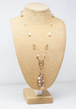 Load image into Gallery viewer, Crystal Rays Necklace