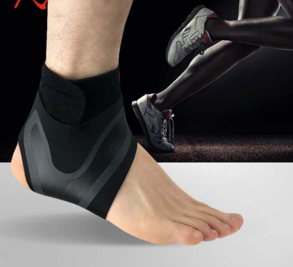 SUPER ANKLE -     THE ADJUSTABLE ELASTIC ANKLE BRACE