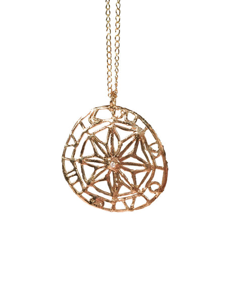 Astro Compass Necklace