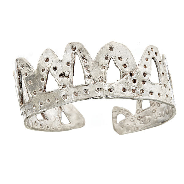 Princess Crown Cuff