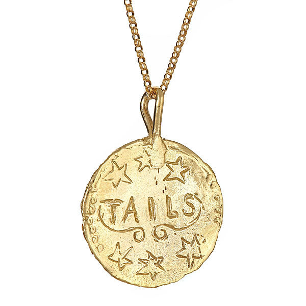 Heads or Tails Necklace