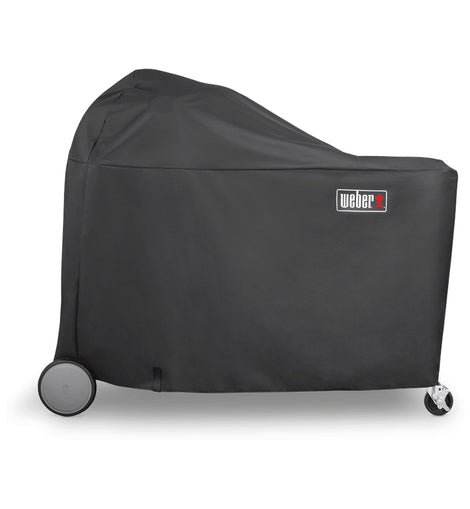 Weber Premium Grill Cover: Summit Charcoal Grilling Center