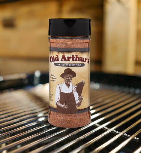Old Arthur's Smokestack Dry rub