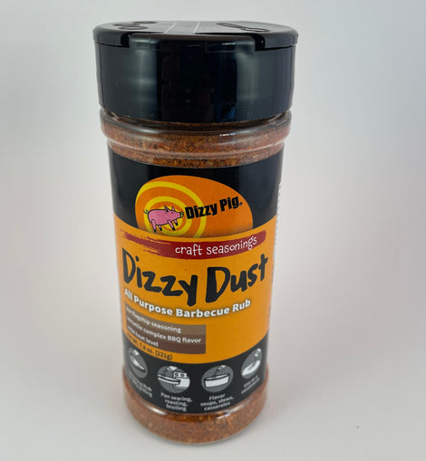 Dizzy Pig Dizzy Dust All-Purpose Barbecue Rub
