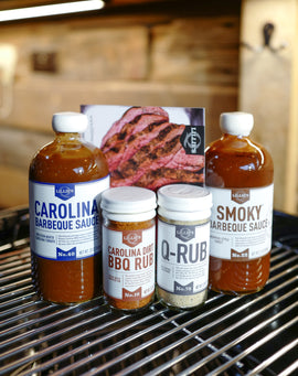 Lillie's Q BBQ Chef Gift Box Set