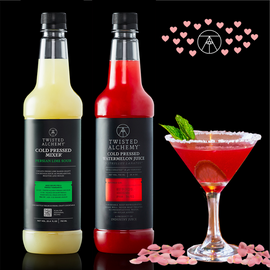 Twisted Alchemy: One in a Melon Valentine's Cocktail Kit
