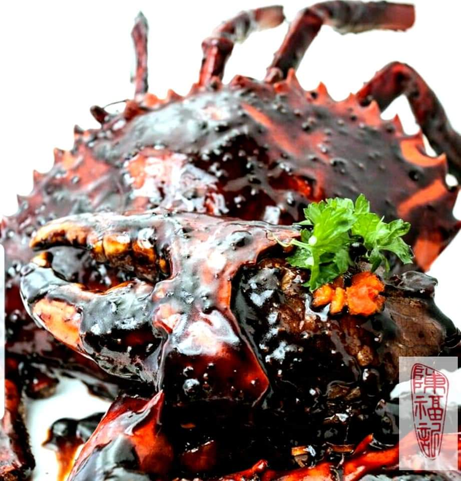 CFJ Black Pepper Crab