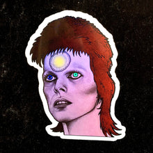 Load image into Gallery viewer, Bowie Sticker - by Sick Sad Girls