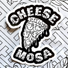 Load image into Gallery viewer, Cheese Mosa Sticker - by Chula Clothing