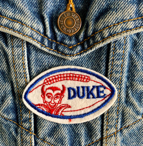 Duke Devil - vintage patch