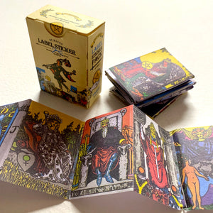Tarot Card Sticker Set