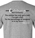 Load image into Gallery viewer, Caliburn T-Shirt - Gray