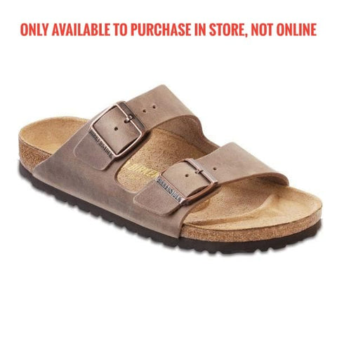 Birkenstock - Arizona - Tobacco Brown - Oiled-Leather 0352201 ,352201