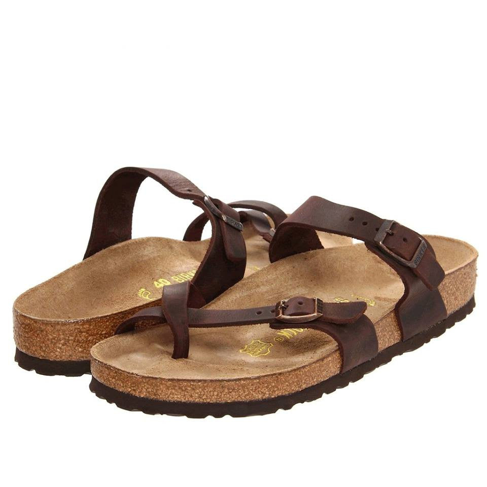 Birkenstock - Mayari - Havana Oiled 071321 LEATHER (COMING IN SOON)
