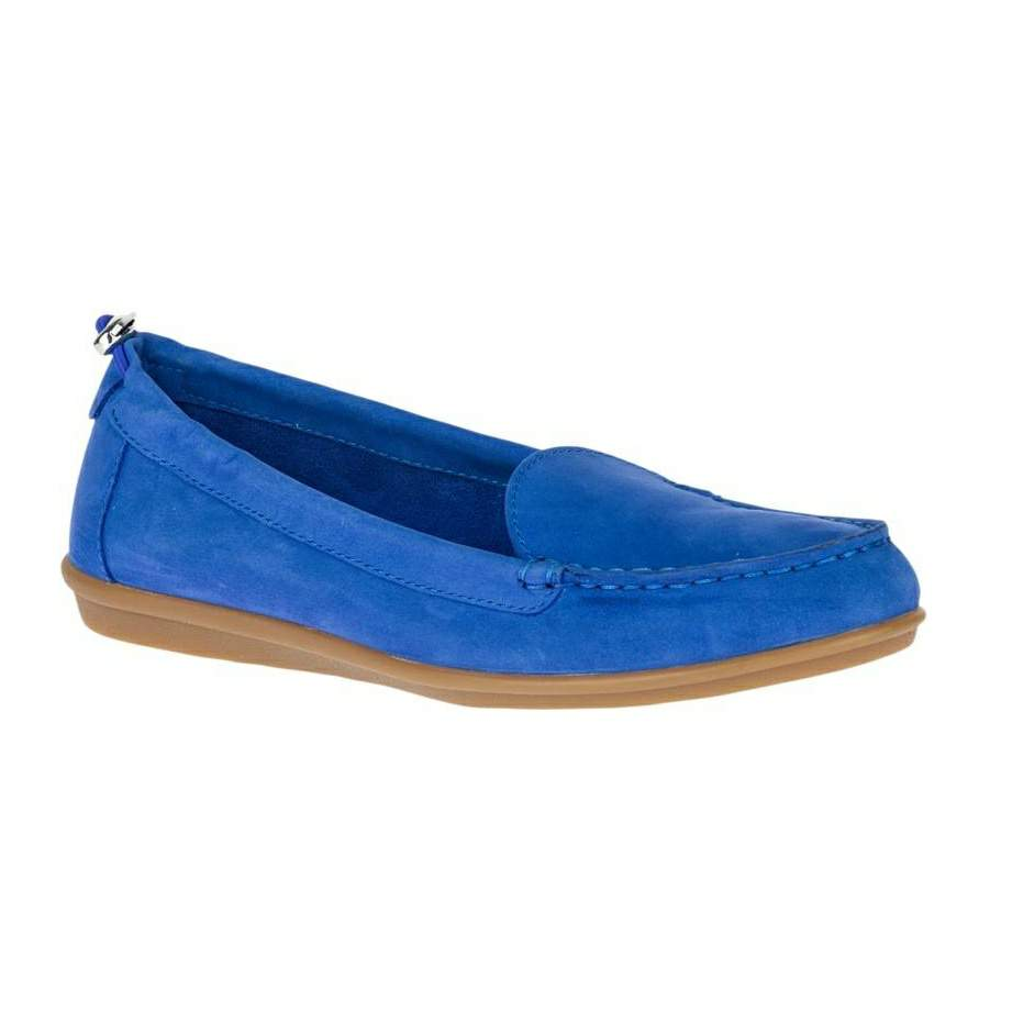 Hush Puppies - Endless Wink - Cobalt Nubuck