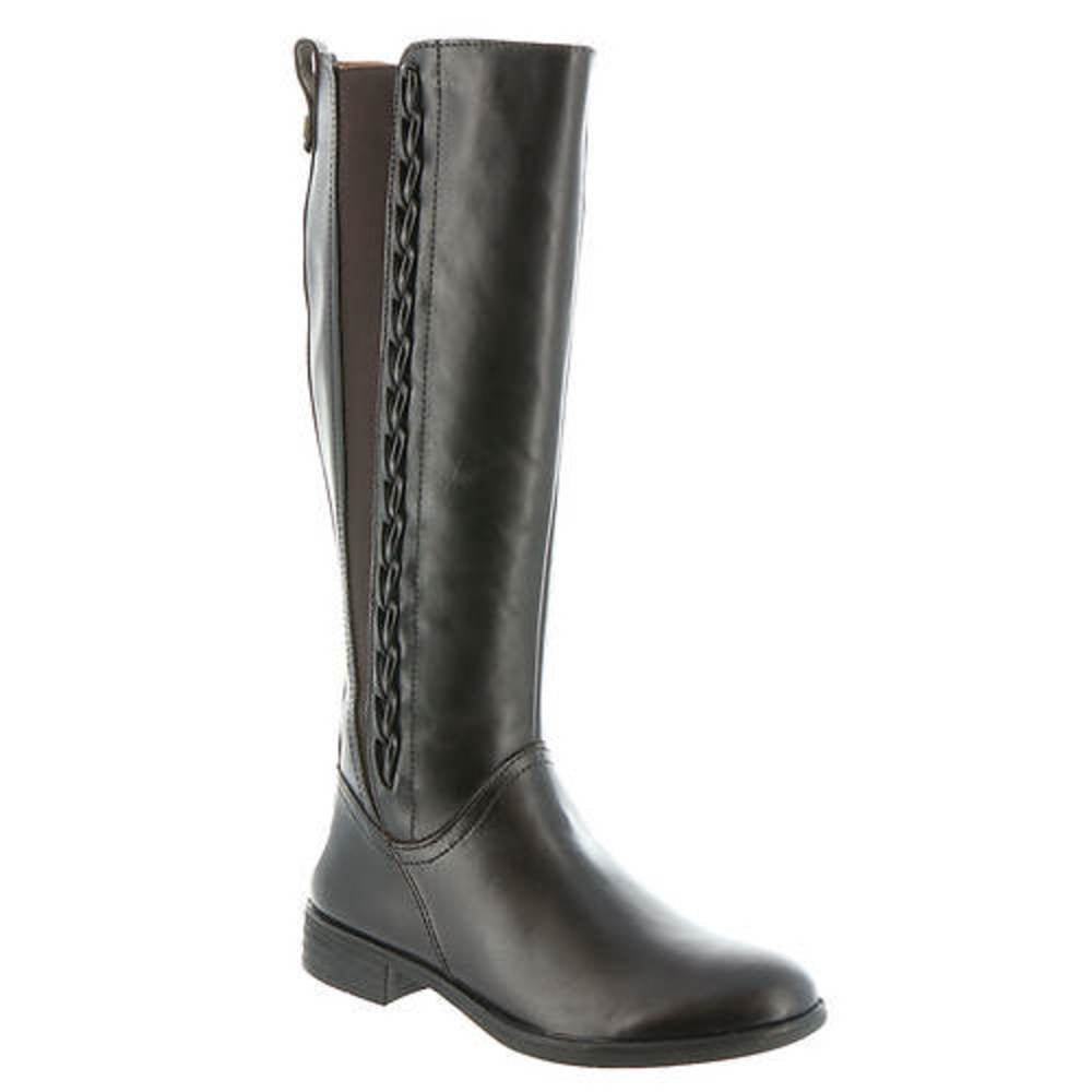 Bussola Trista Tall Boot- Black