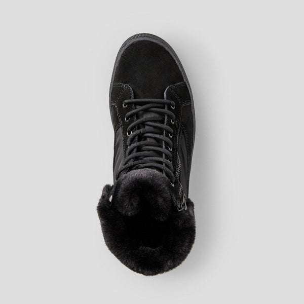 COUGAR DUBLINER - BLK - WATERPROOF