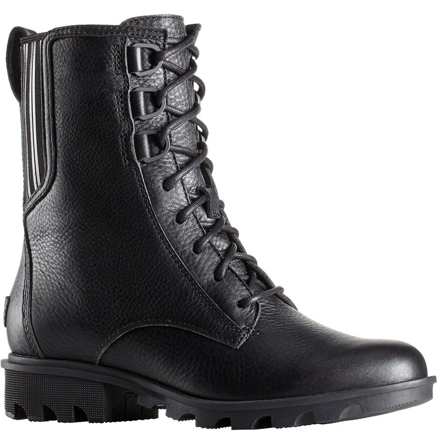 Sorel Phonenix lace- Waterproof -  Black