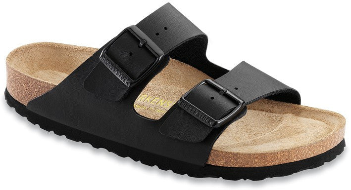 Birkenstock - Arizona -SOFT Black 752481 Leather   (MENS) (42-46)