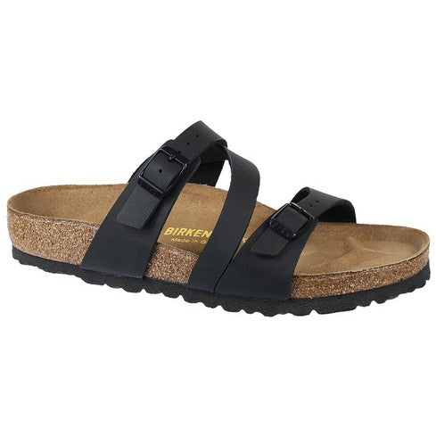 Birkenstock Salina 1009611 - Leather - Black