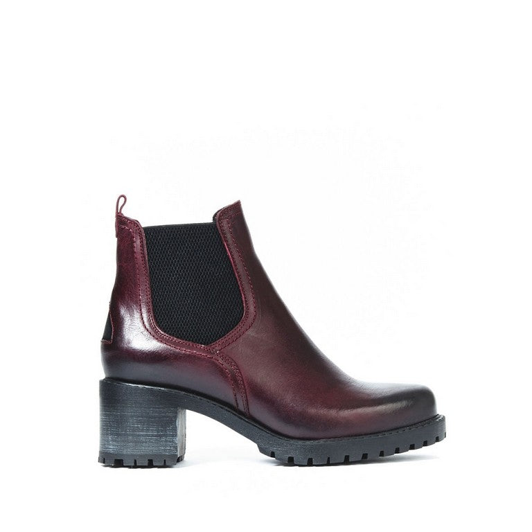 BULLE. 18C168M Bordeaux - WATERPROOF