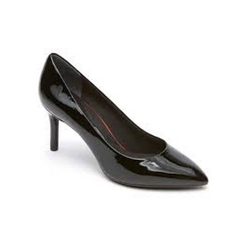 Rockport - Pump - Total Motion - Black Patent