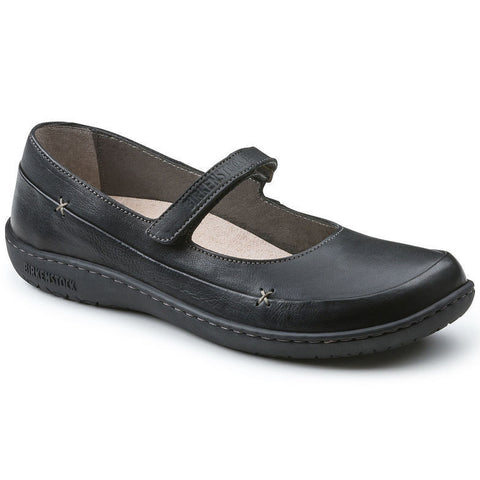 Birkenstock Iona - Black Leather - 433061