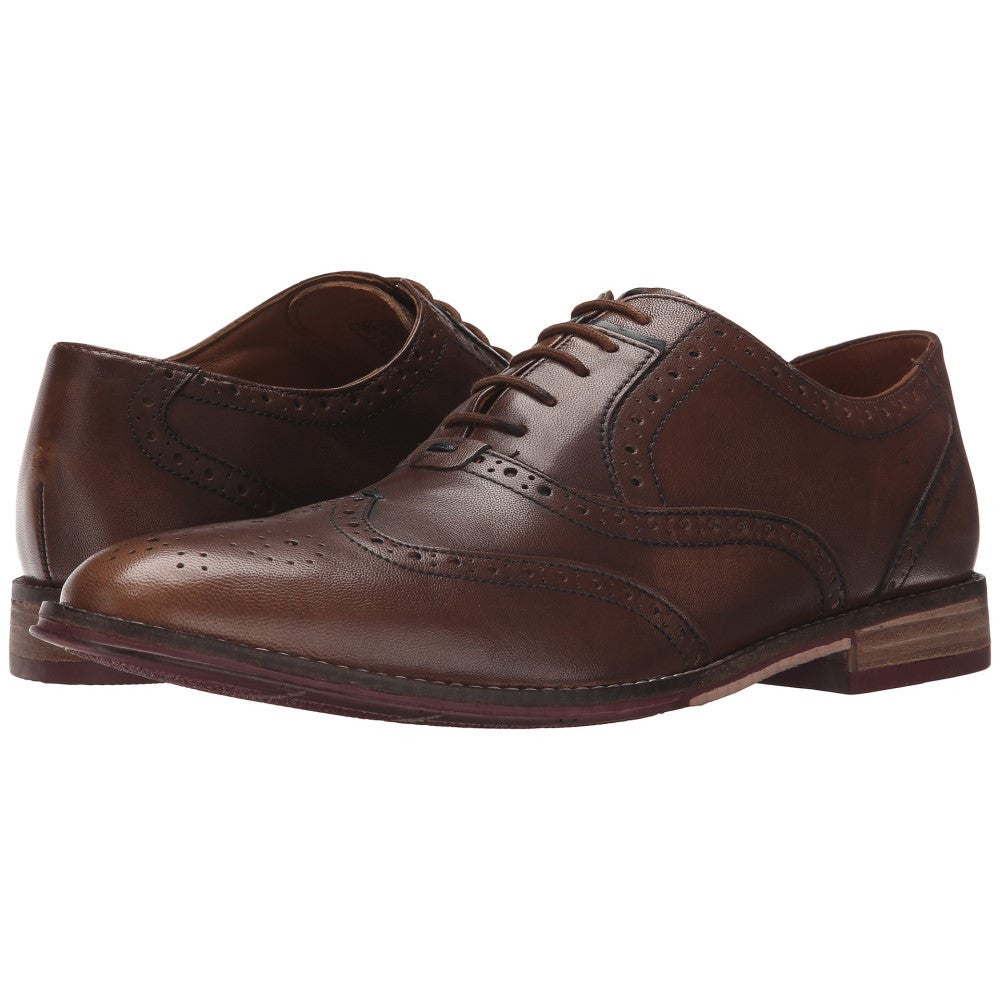 Hush Puppies Style Brogue - Tan