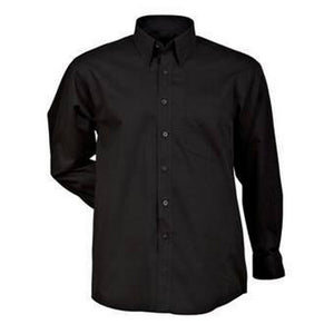 Work - Dress Shirt - Black or White