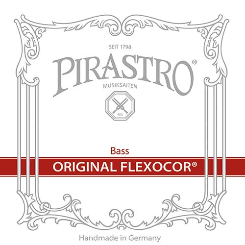 Pirastro Original Flexocor Orchestra Bass Strings