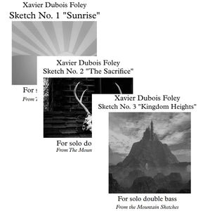 The Mountain Sketches bundle