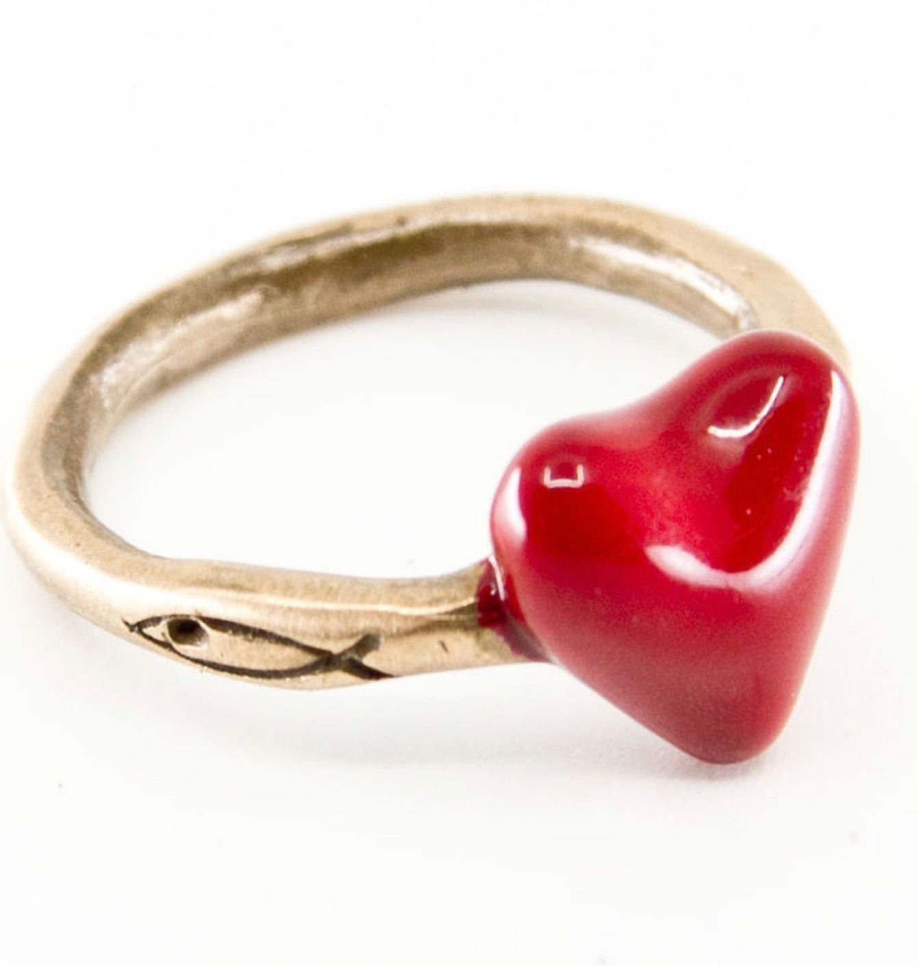 Cuore Rosso Ring