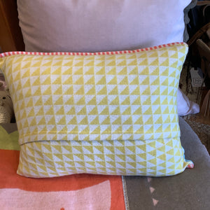 Jade Dots Cushion 40x30