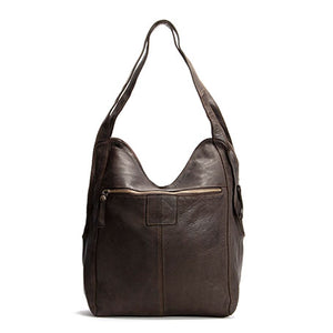 Kompanero 'Vegas' Bag - Dark Brown