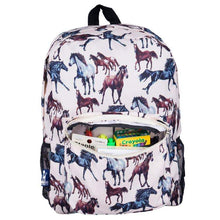 Load image into Gallery viewer, Horse Dream Back Pack 16""