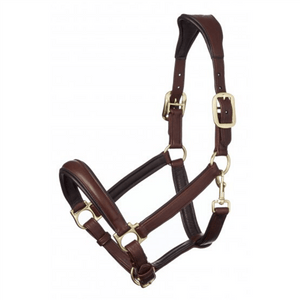 LeMieux Anatomic Halter - Brown