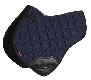 Carbon Mesh Close Contact Half Square Navy