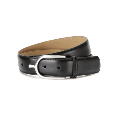 Black Ariat Spur Belt
